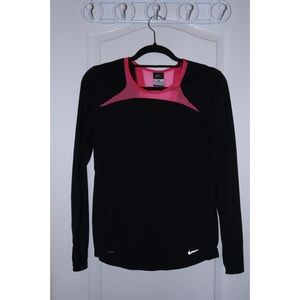 Nike Long Sleeve Athletic Shirt